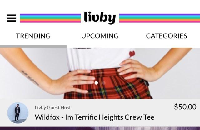 Livby app