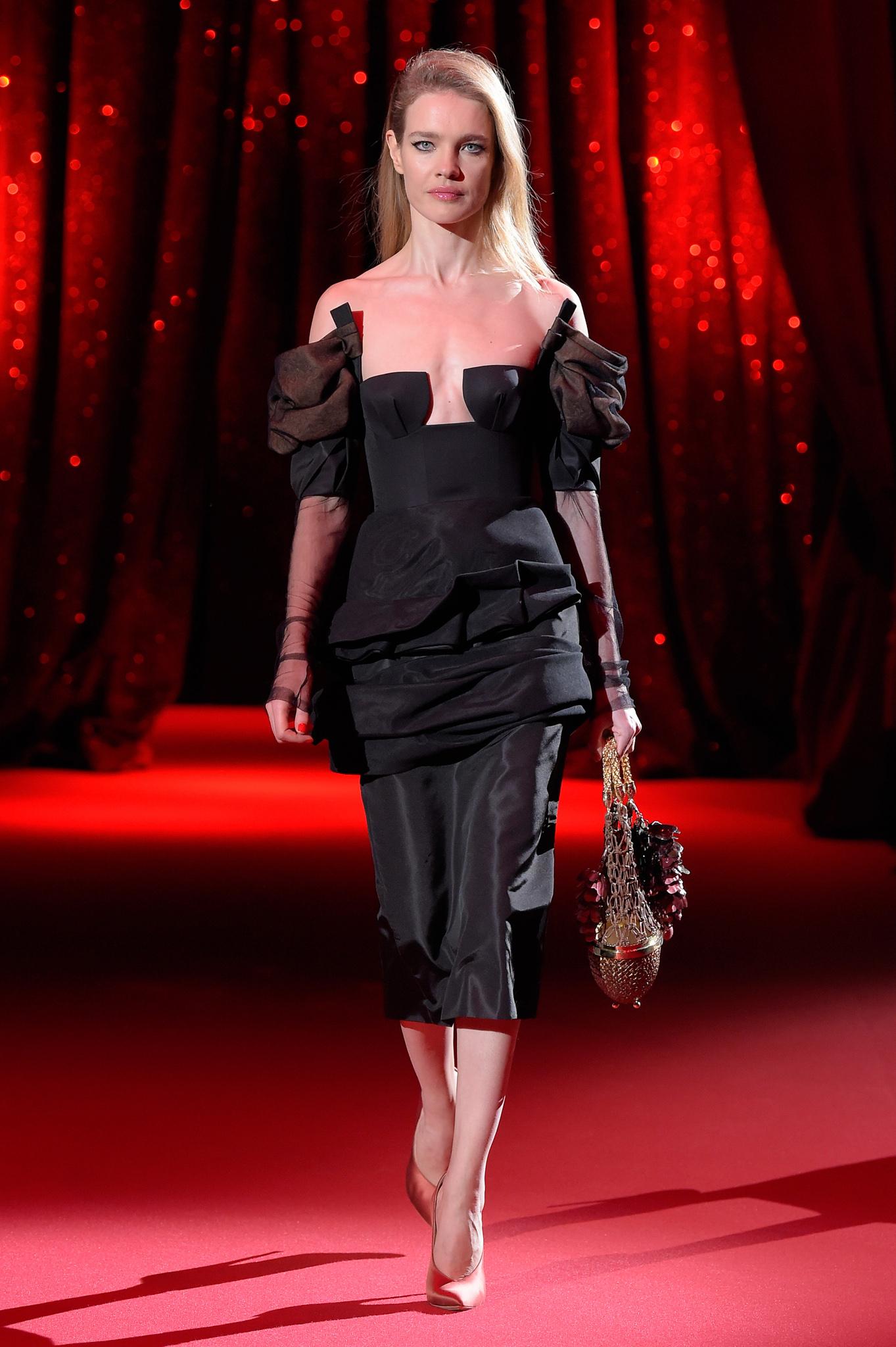 Ulyana Sergeenko Couture Spring 2017