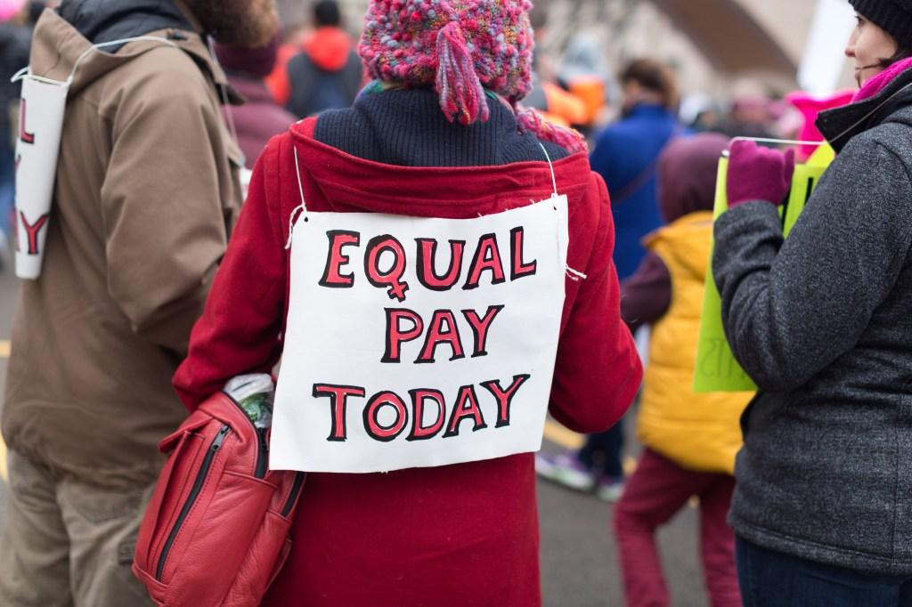 Women's March Trump Protest