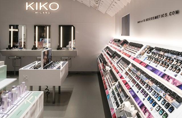 Kiko's Milan flagship designed by Kengo Kuma.