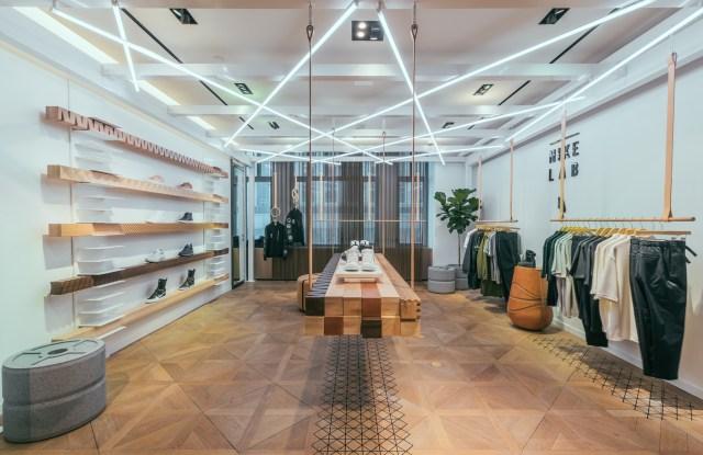 NikeLab at Bergdorf Goodman Men's Store