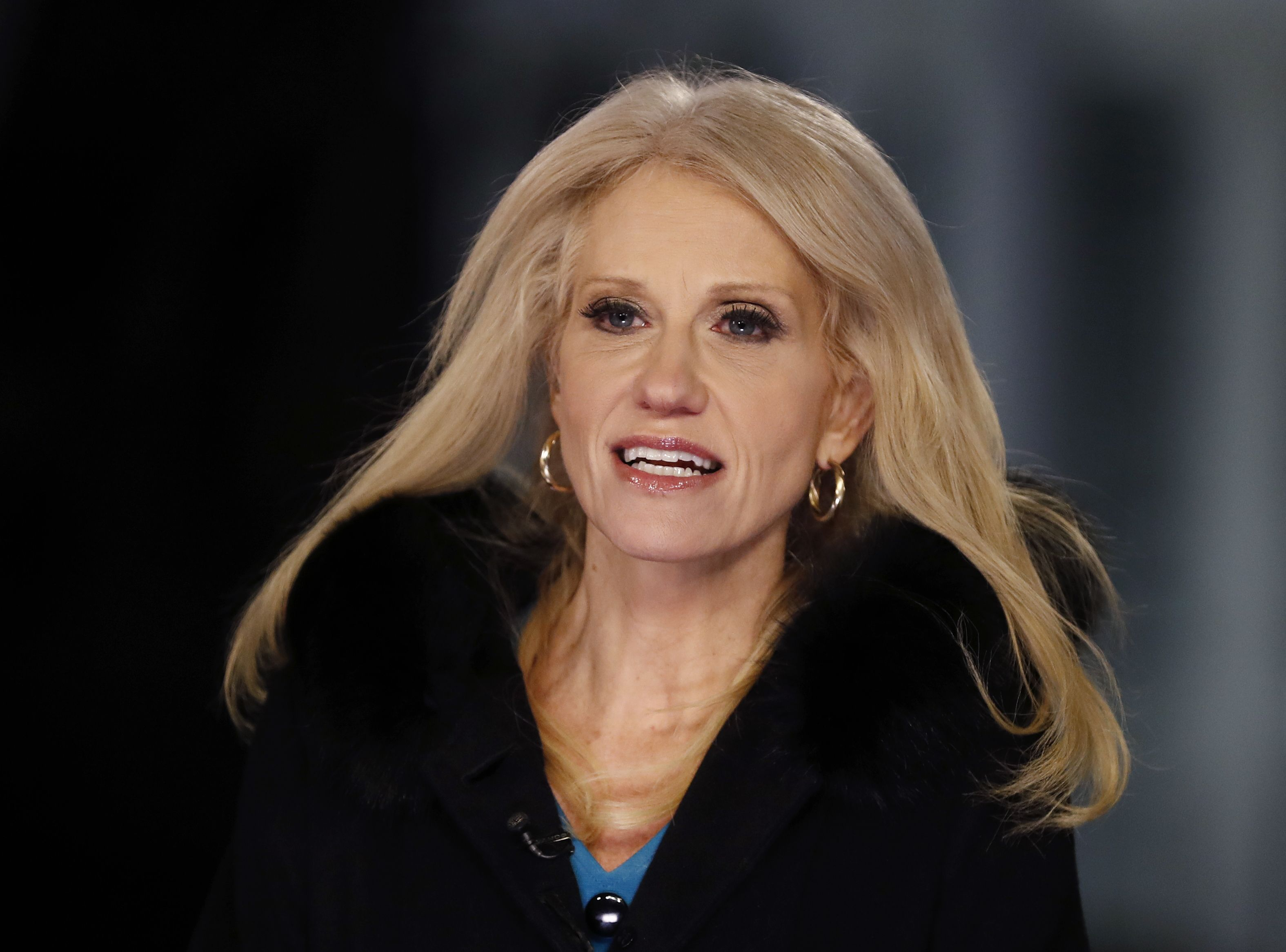 Kellyanne Conway, counselor to President Trump, who endorsed Ivanka Trump's brand is is now at the center of an ethics controversy.