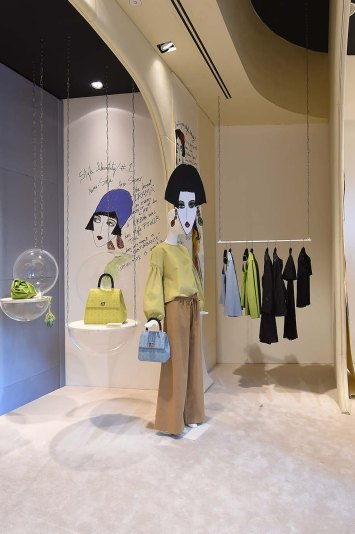 Alcantara celebrates its global lifestyle with style icons interpreted by Rebecca Moses.