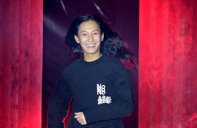 Alexander Wang RTW Fall 2017