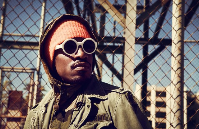 Andre 3000 Partners With Tretorn.