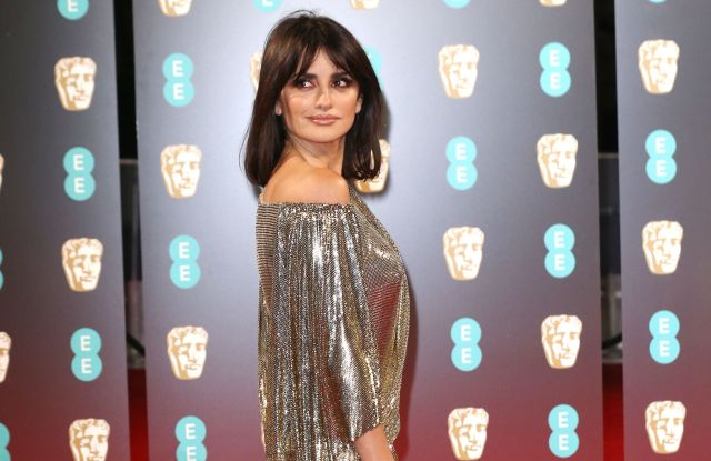 Penelope Cruz 2017 BAFTA film awards