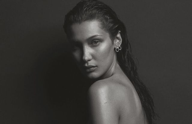 Bella Hadid for V