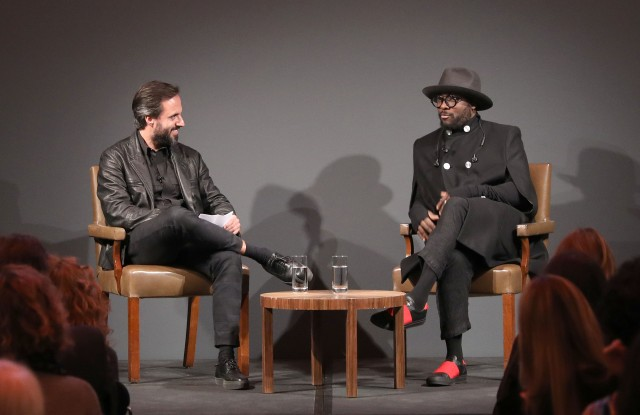 José Neves and Will.i.am
