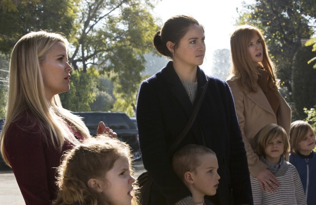 """Reese Witherspoon, Shailene Woodley and Nicole Kidman in the HBO miniseries """"Big Little Lies."""""""
