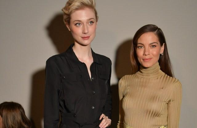 Elizabeth Debicki and Michelle Monaghan