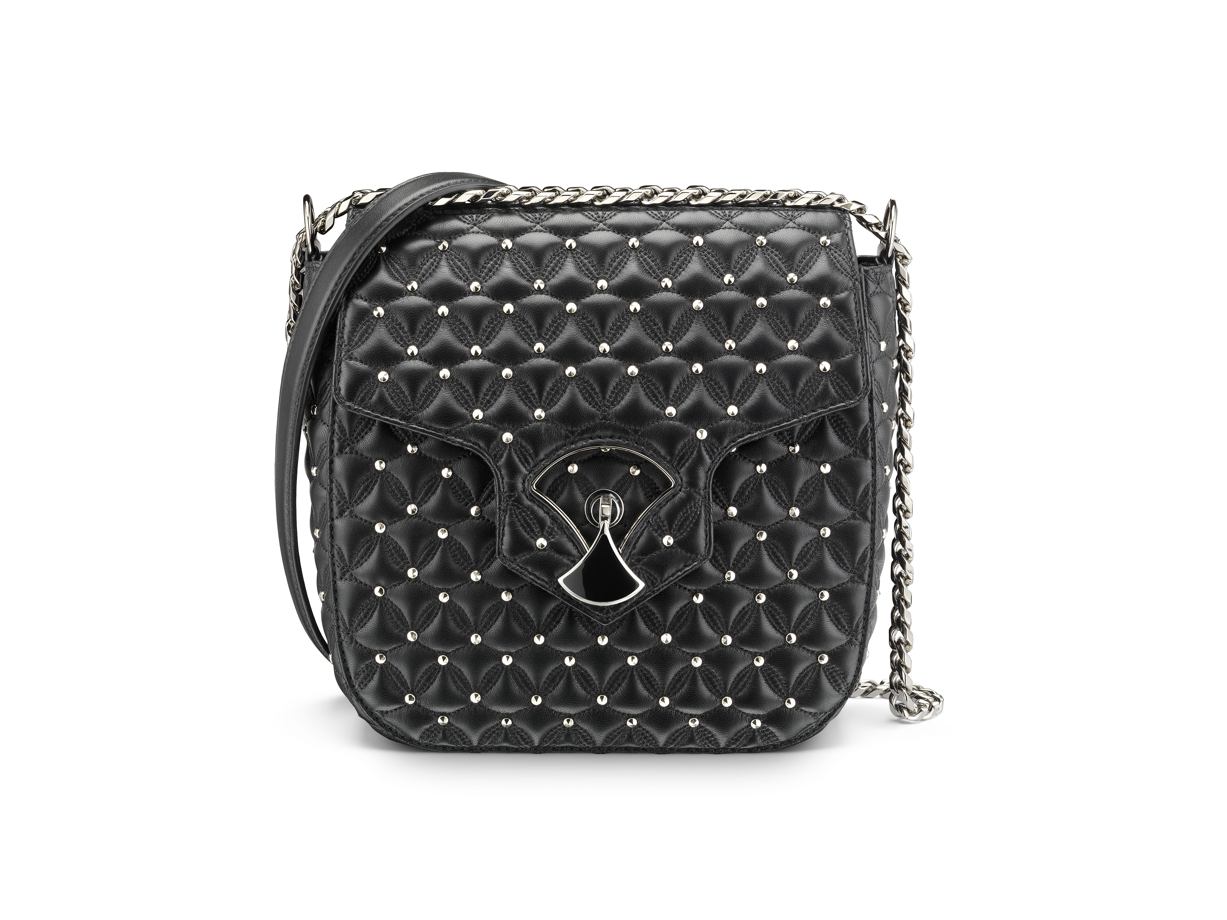 The Bulgari Divas' Dream Quilted Diva handbag.