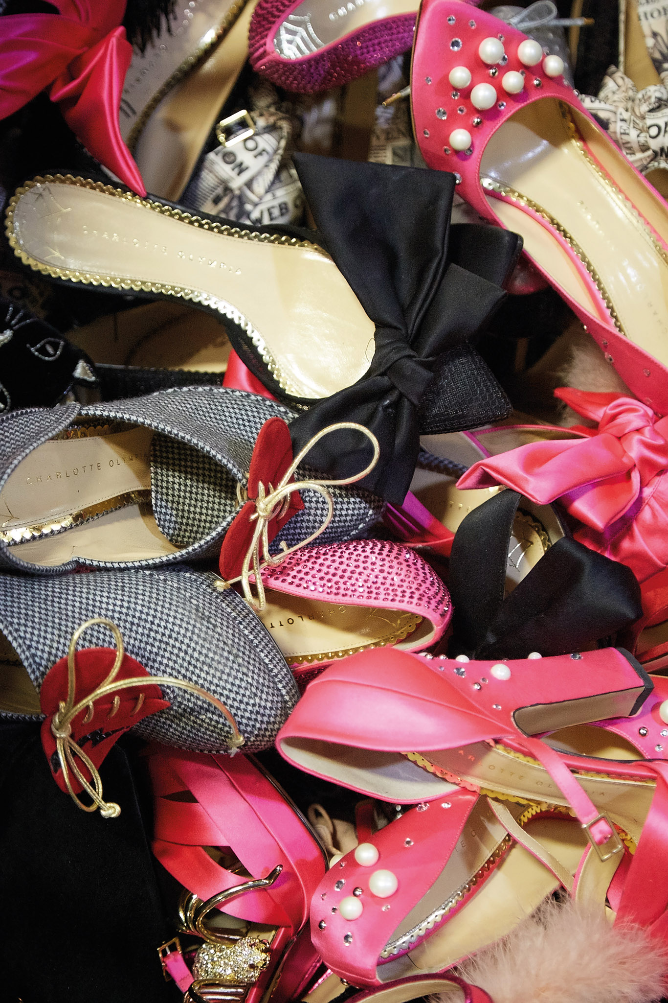 Charlotte Olympia Adding 'Sample Sale