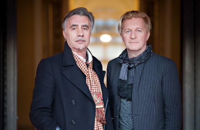 Glen Matlock and Keanan Duffty