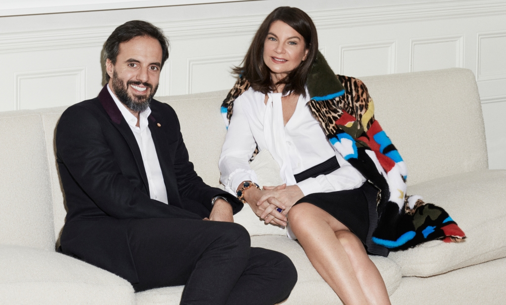 Natalie Massenet José Neves