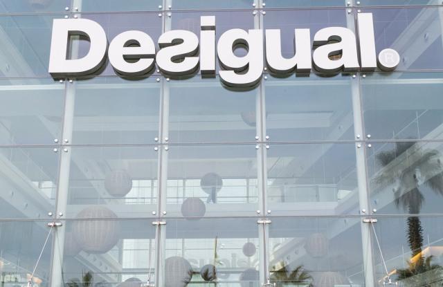 The Desigual Barcelona headquarters.