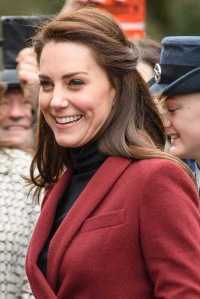 The Duchess of Cambridge in Paule Ka