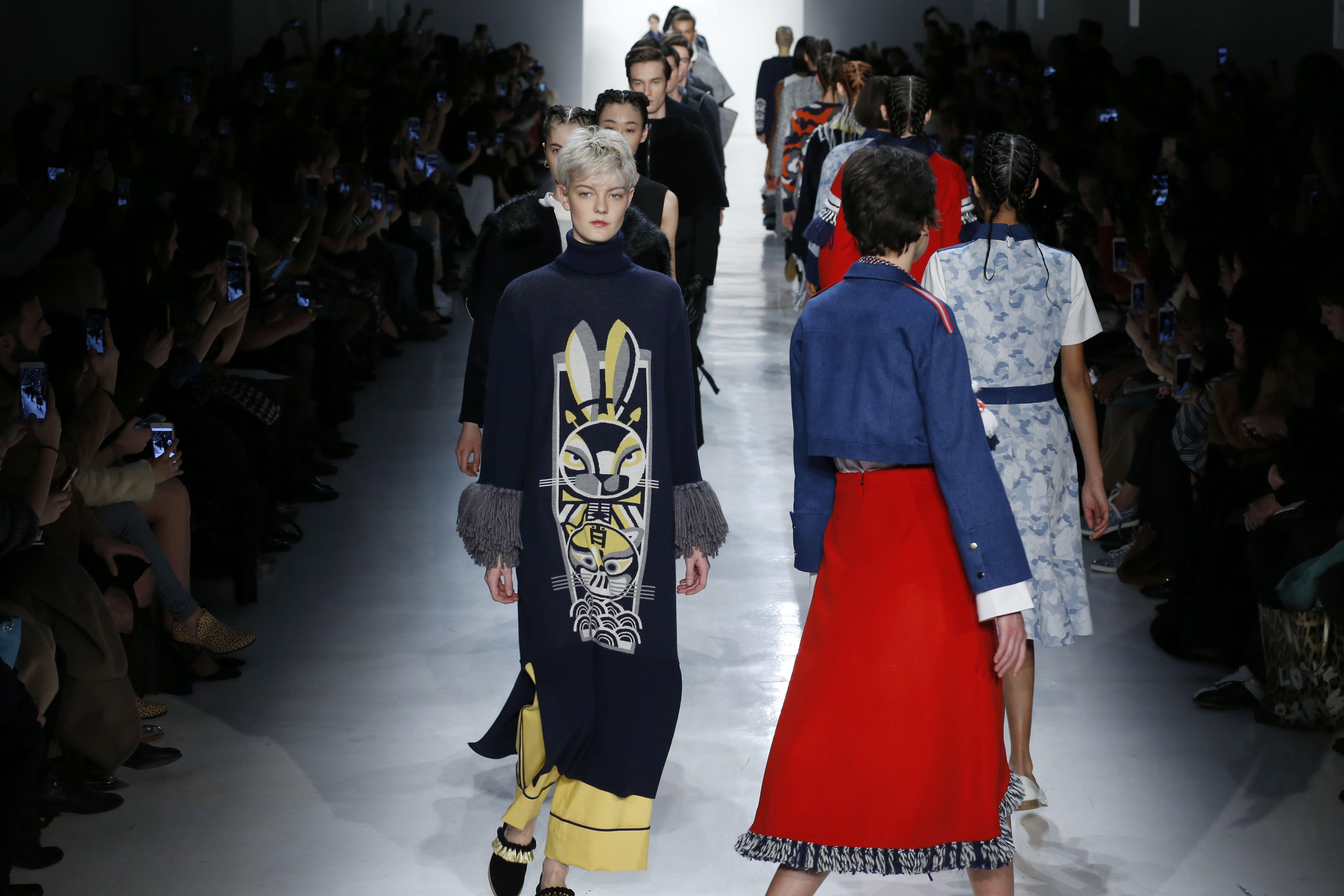 Fashion Hong Kong RTW Fall 2017