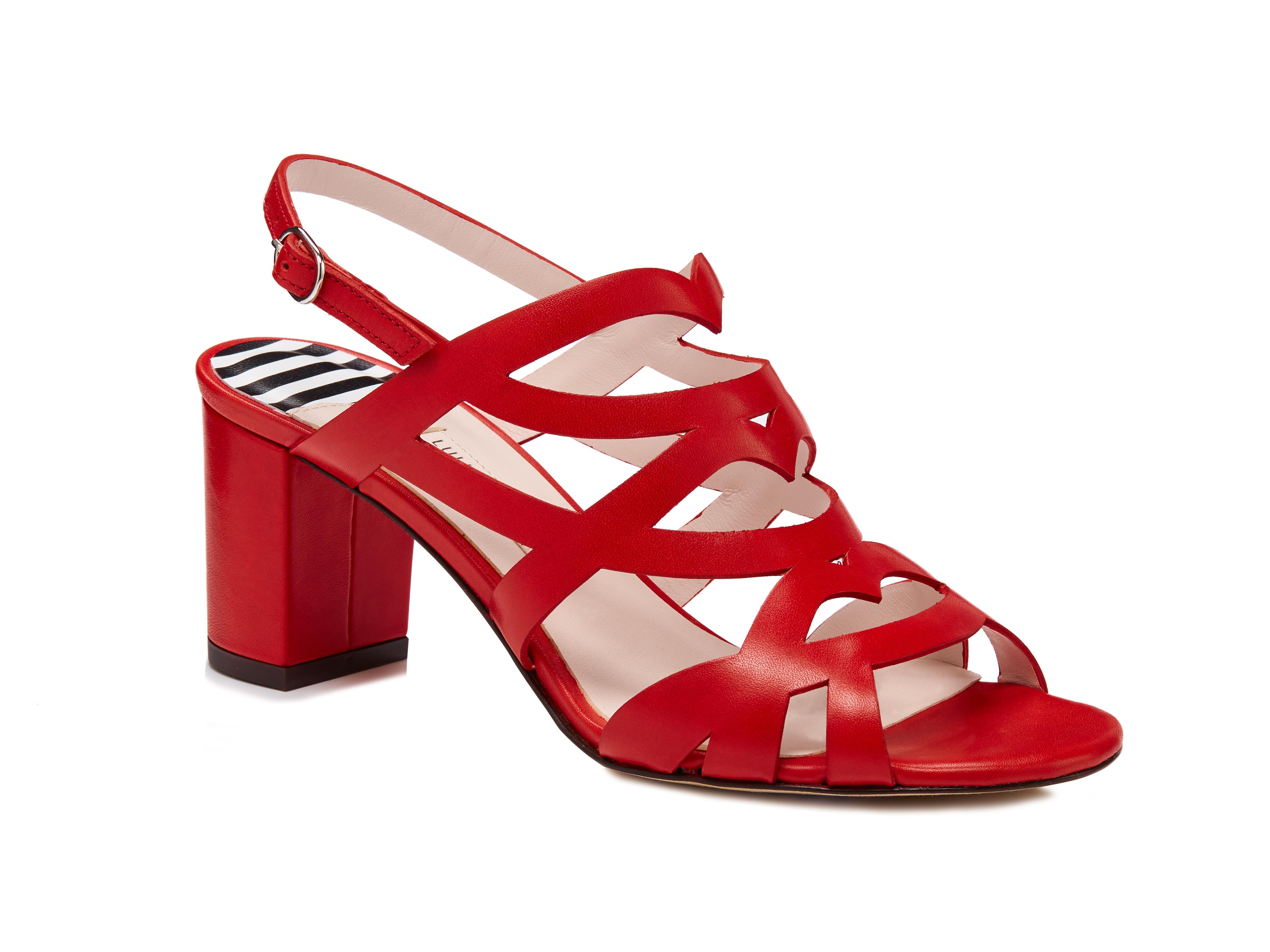 Lulu Guinness Introduces Footwear Line