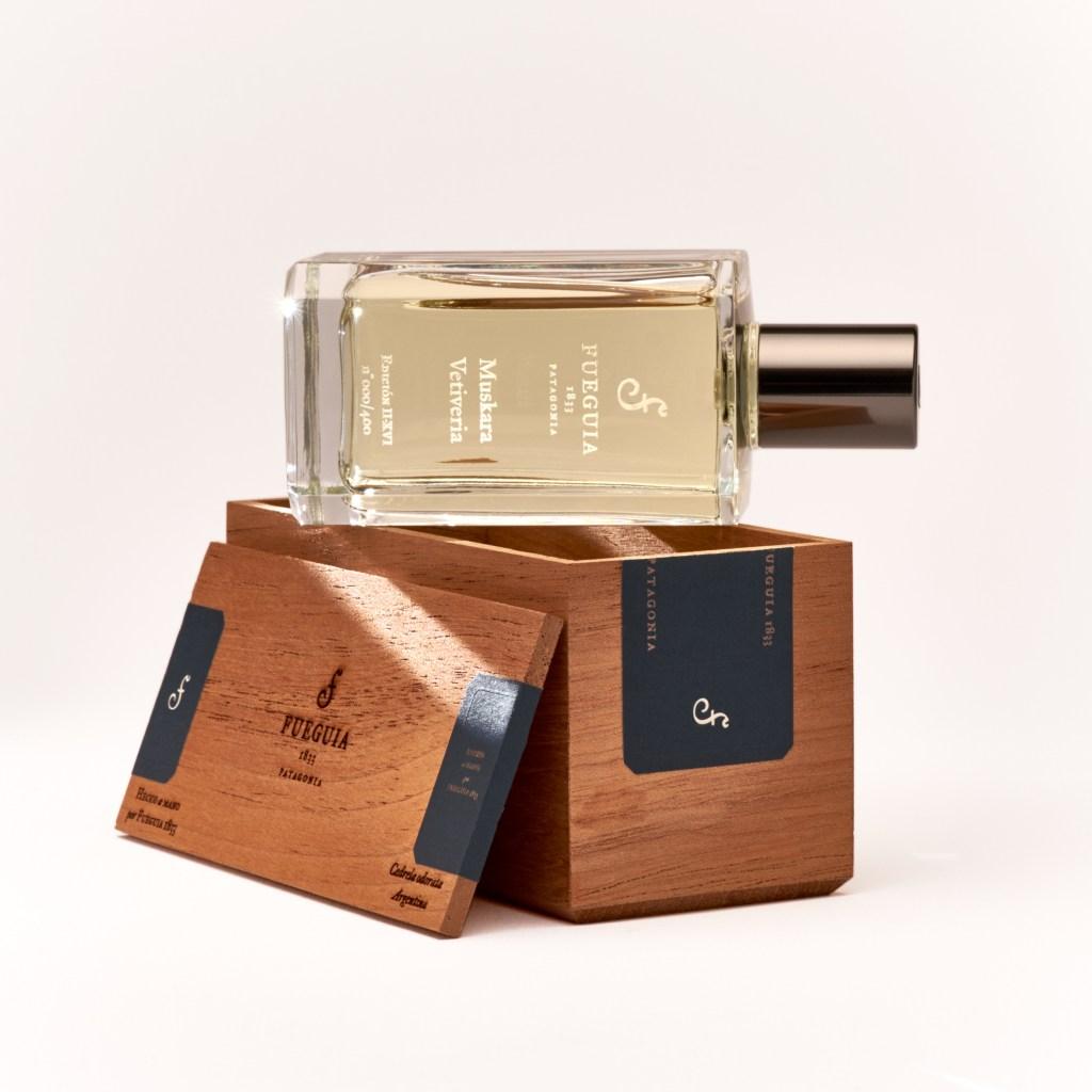 A Fueguia 1833 fragrance.