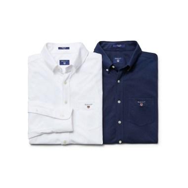 Gant's Tech Prep shirt range