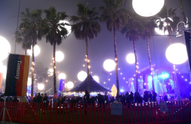 Tommyland carnival scene