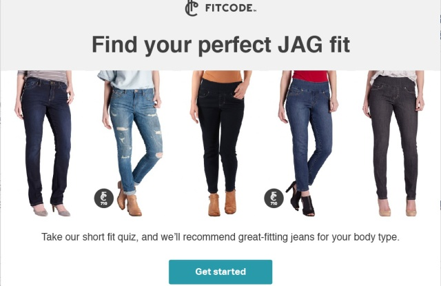 Fitcode JAG Jeans