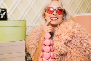 Caroline Vreeland Laduree Beverly Hills