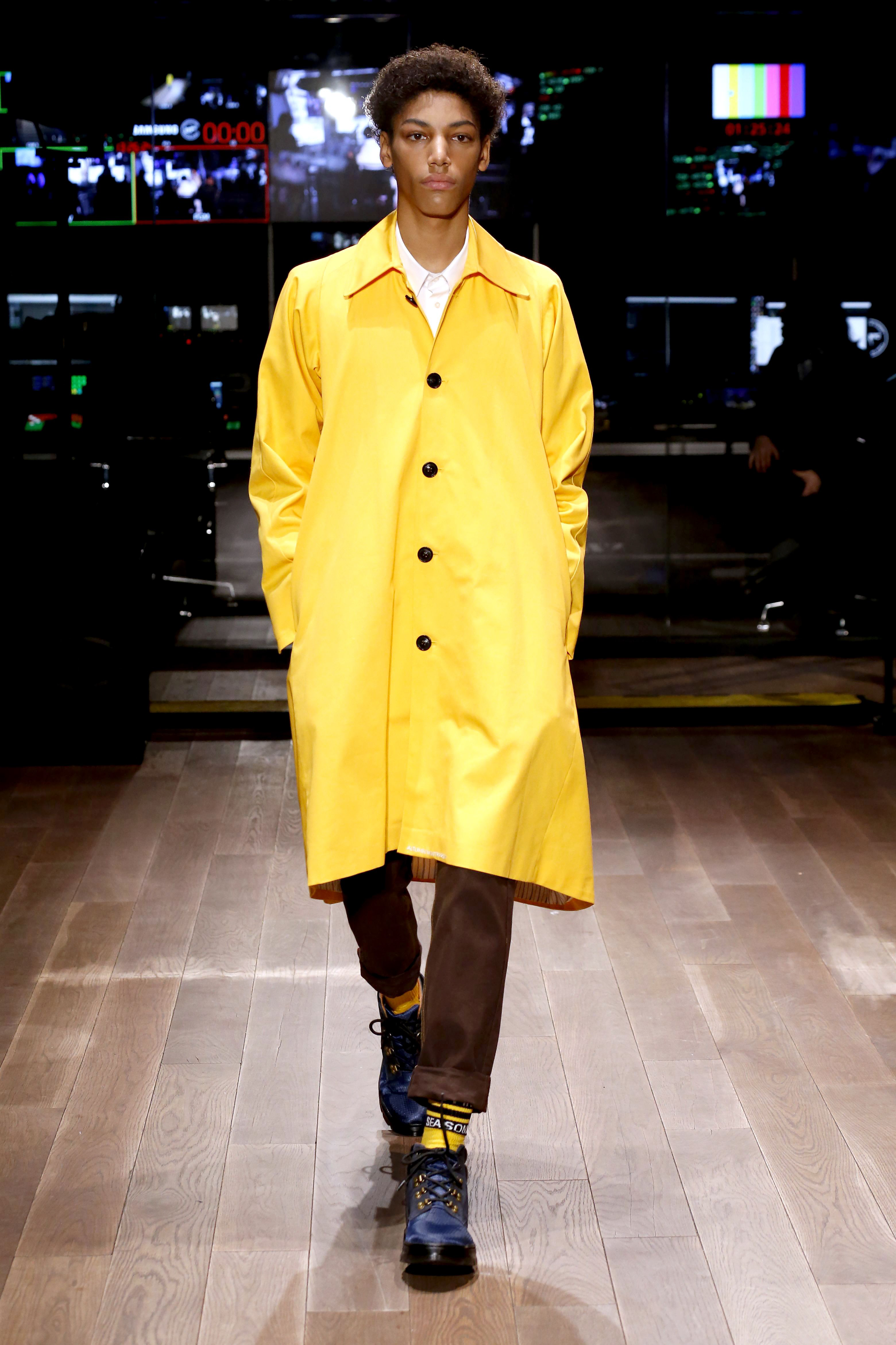 Kenneth Ning Men's Fall 2017
