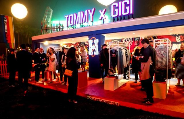 Tommyland Tommy x Gigi store