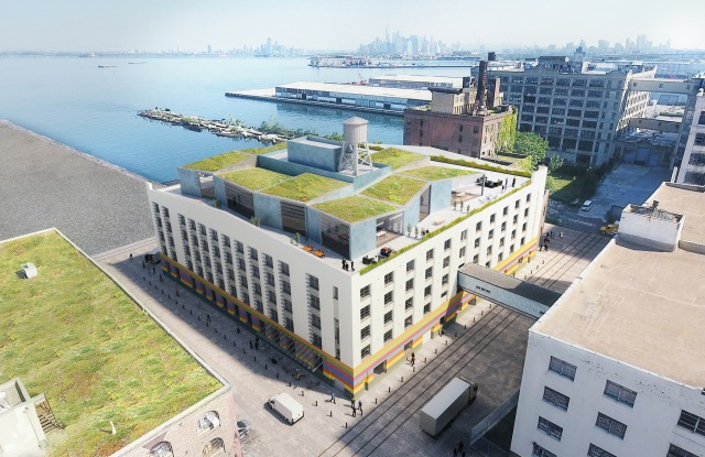 A Made in New York Campus is Planted in Brooklyn