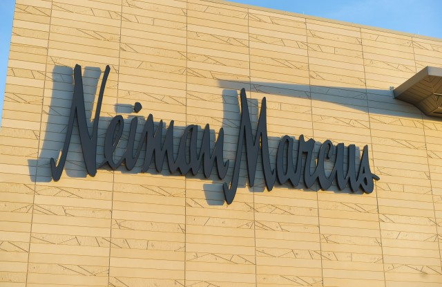 German luxury web site Mytheresa was acquired by Neiman Marcus in 2014.