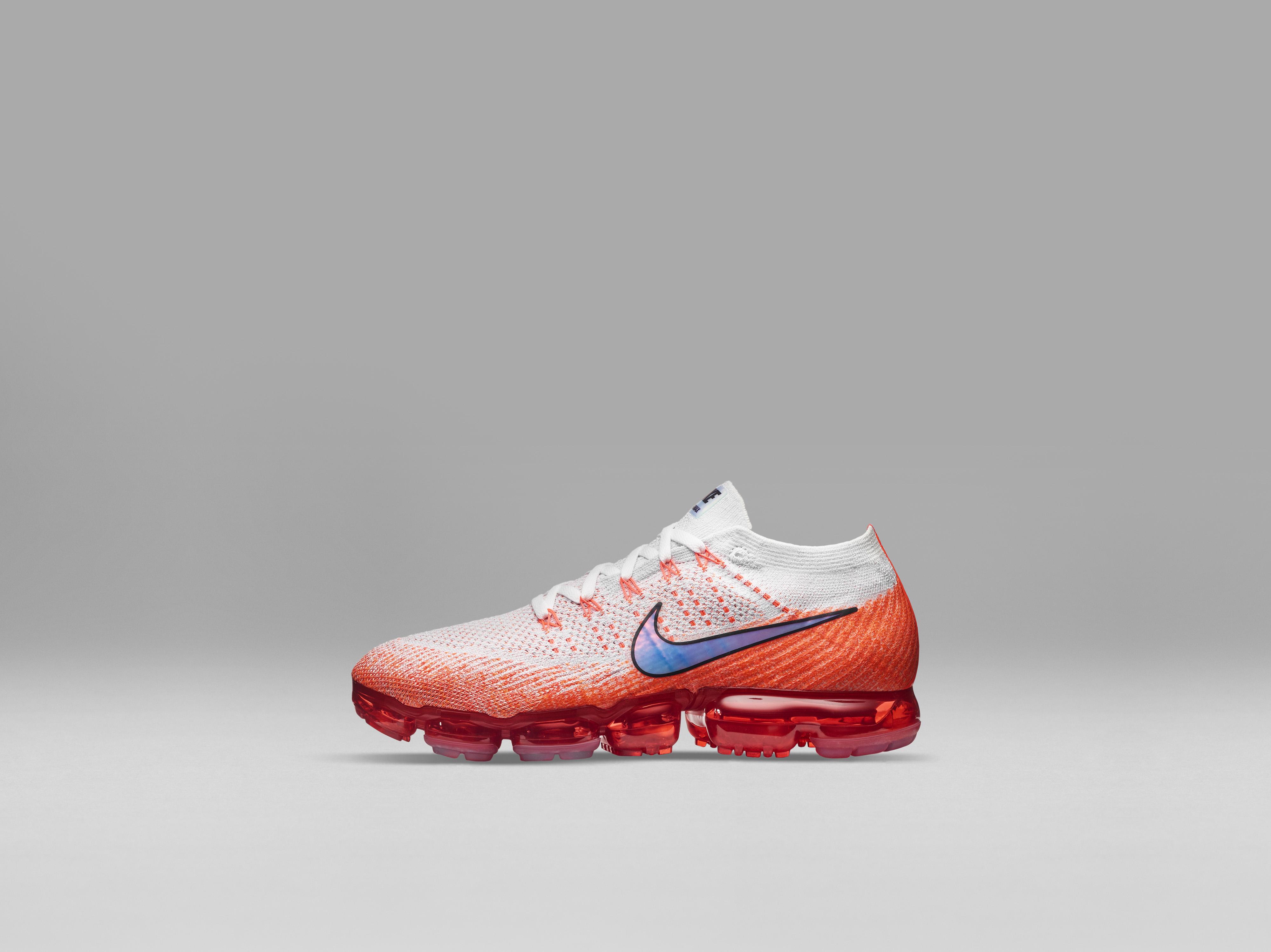 The Nike Air VaporMax