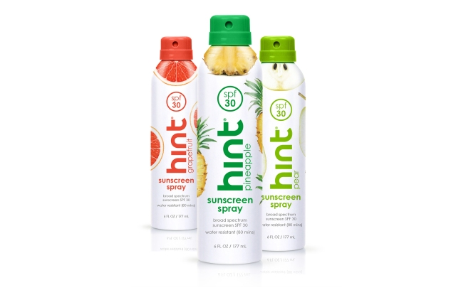 Flavored Water Brand Hint Gets Into Beauty – WWD