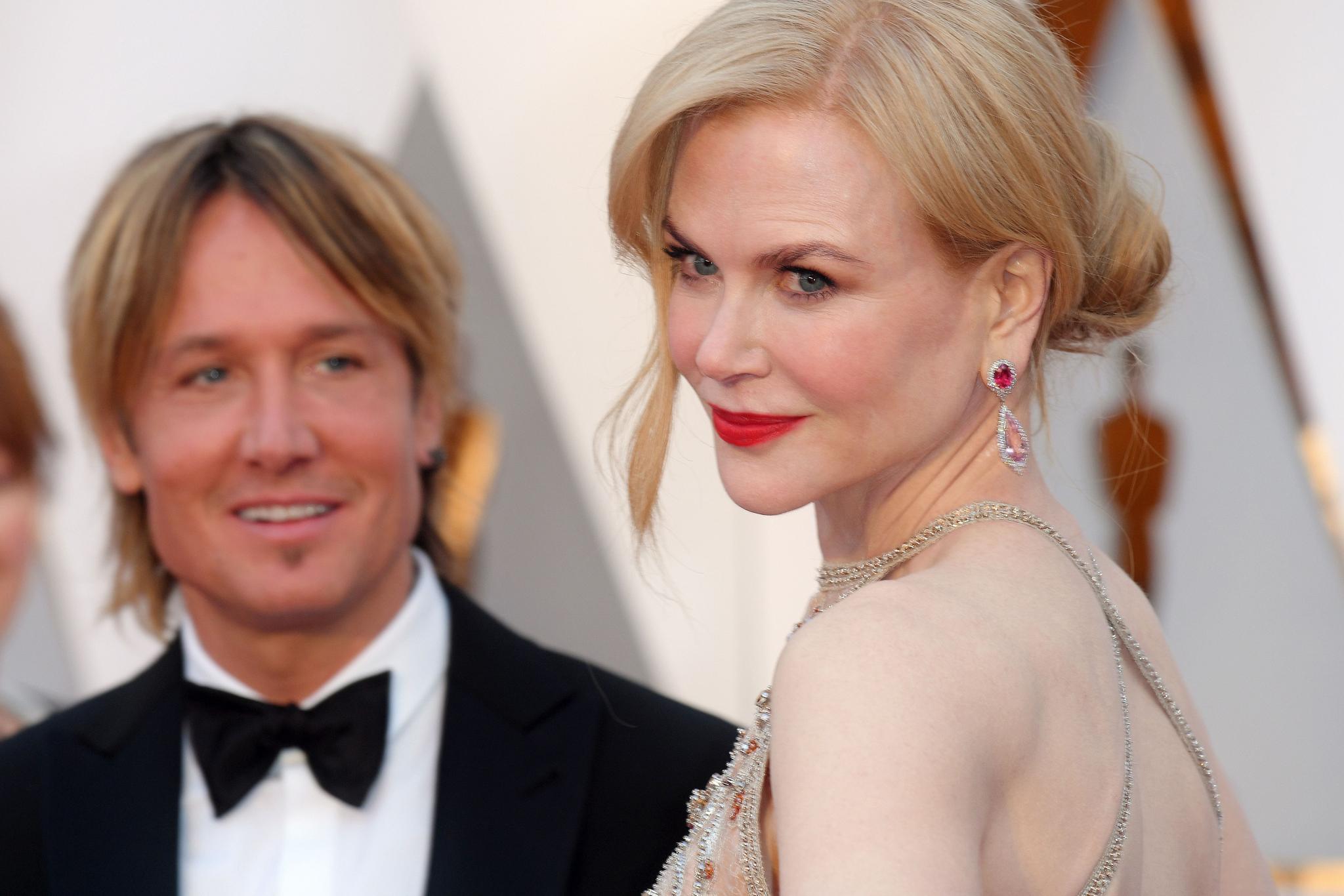 Keith Urban and Nicole Kidman89th Annual Academy Awards, Arrivals, Los Angeles, USA - 26 Feb 2017