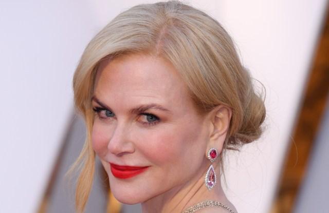 Nicole Kidman 2017 Oscars Red Carpet Photos