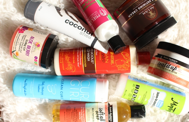 Textured hair consumers are product junkies.