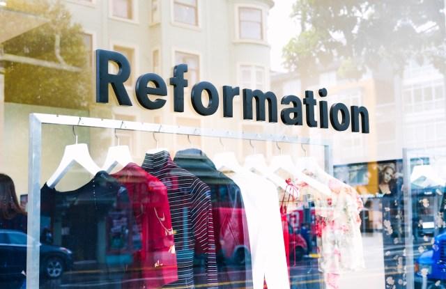 Reformation San Francisco