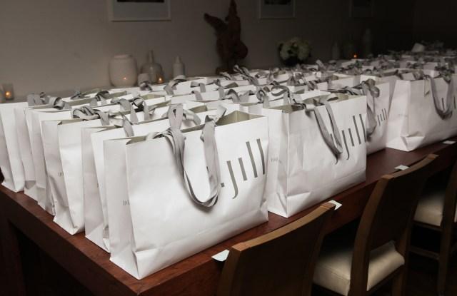 J. Jill, shopping bags,