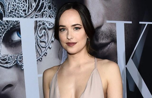 'Fifty Shades Darker' film premiere, Los Angeles, USA - 02 Feb 2017