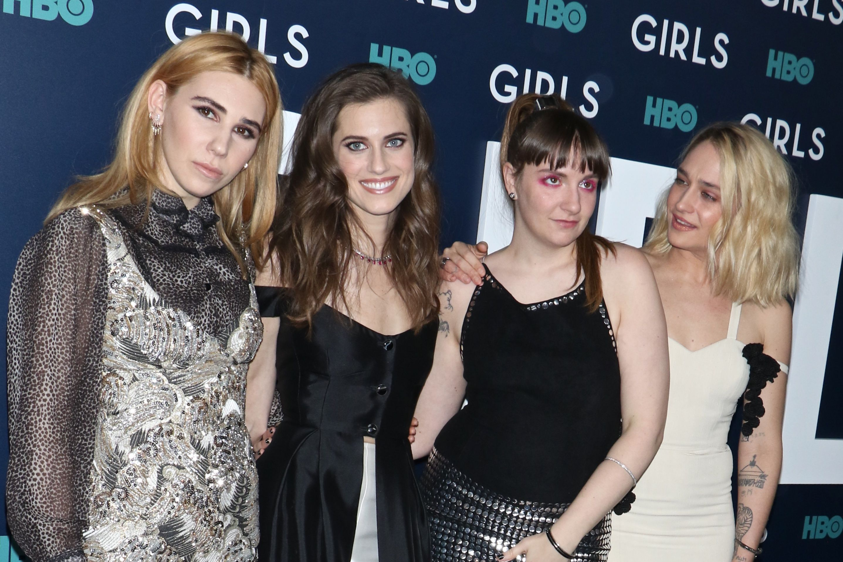 'Girls' TV series season finale premiere, New York, USA - 02 Feb 2017