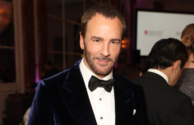 Tom Ford Unforgettable Evening 2017