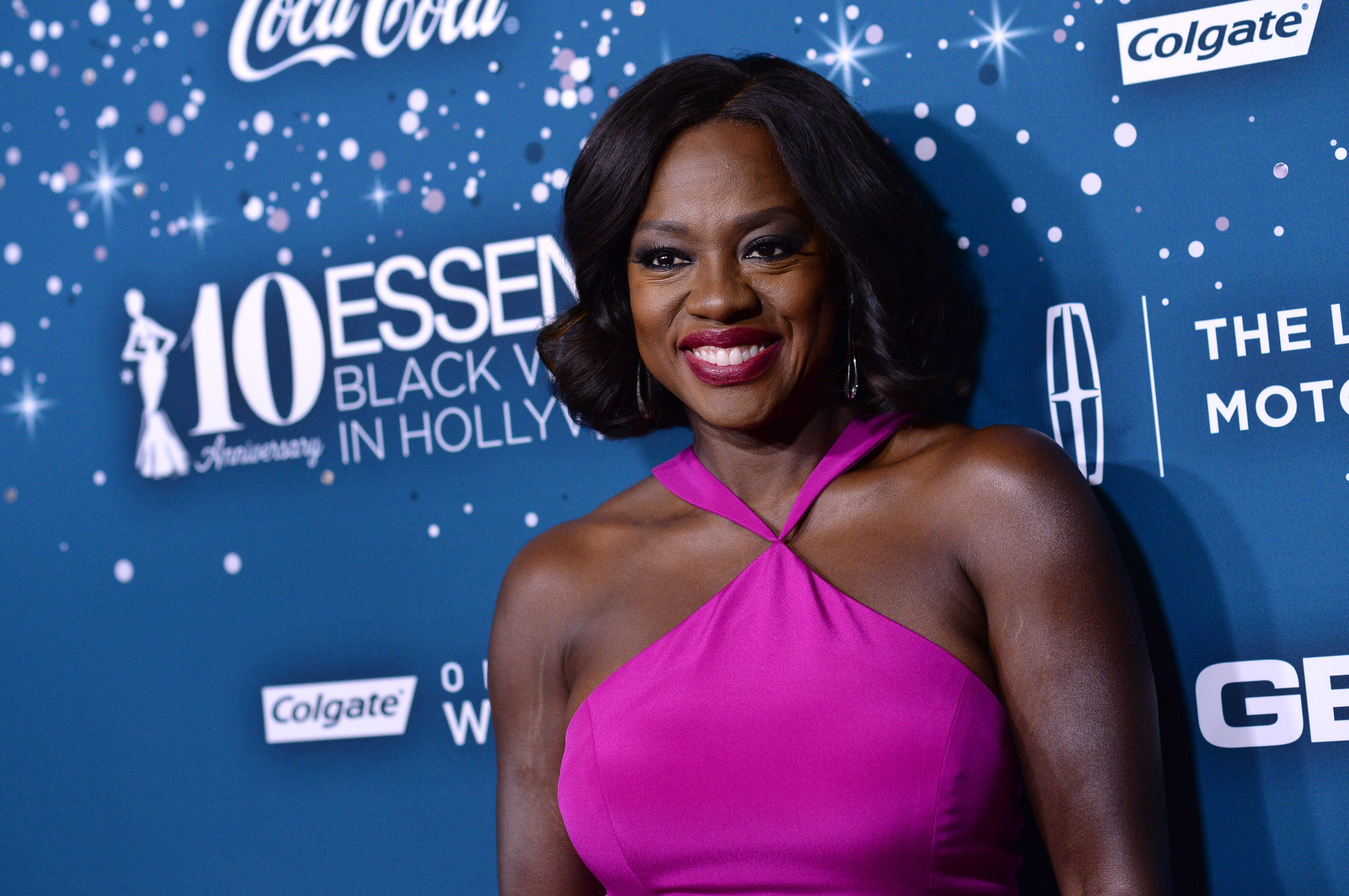 Viola Davis Essence Black Women in Hollywood Awards 2017