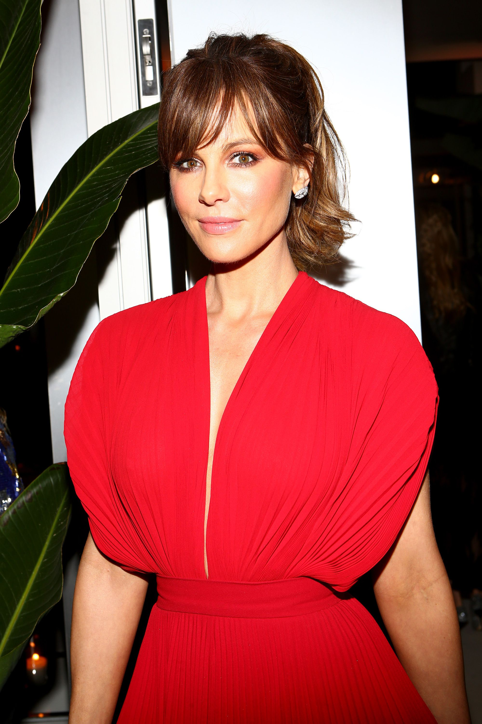 Kate Beckinsale in Basil Soda Piaget party