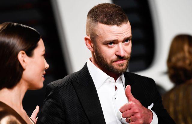 Jessica Biel, Justin TimberlakeVanity Fair Oscar Party, Los Angeles, USA - 26 Feb 2017