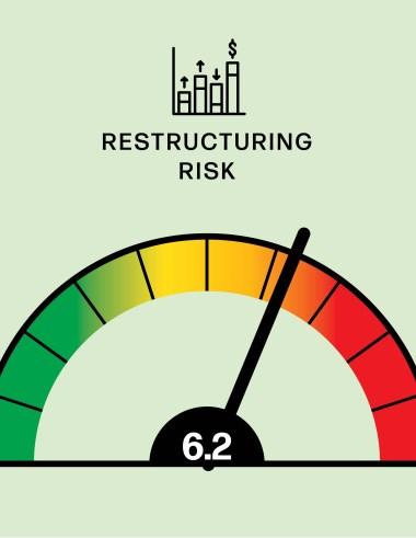 WWD Risk Meter: Restructuring Risk