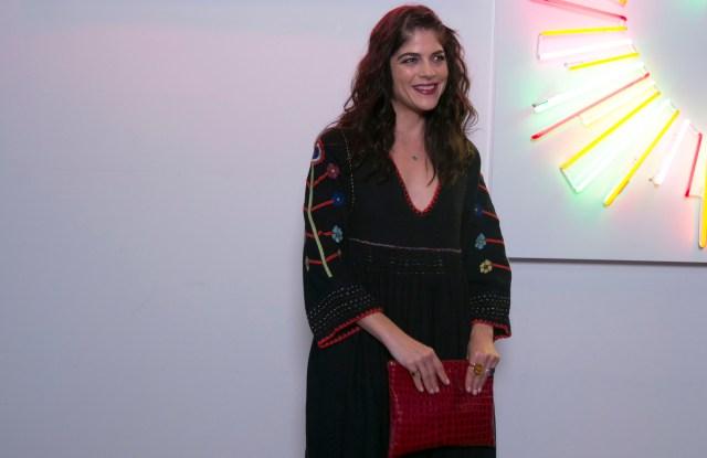 Selma Blair Larsen & Lund clutch