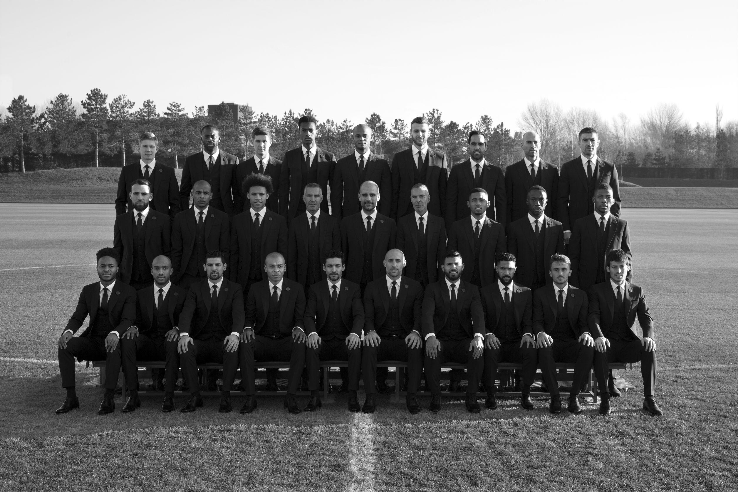Manchester City soccer team