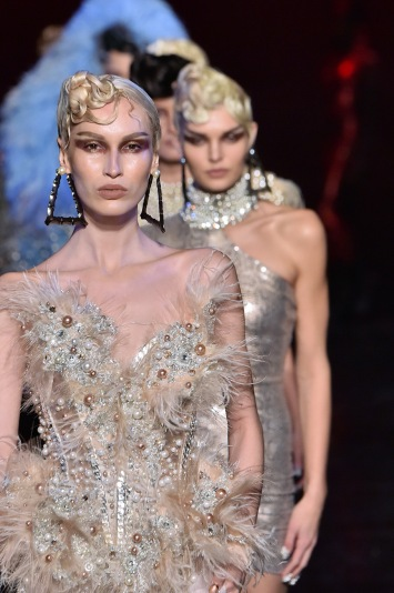 The Blonds presented by Made RTW Fall 2017