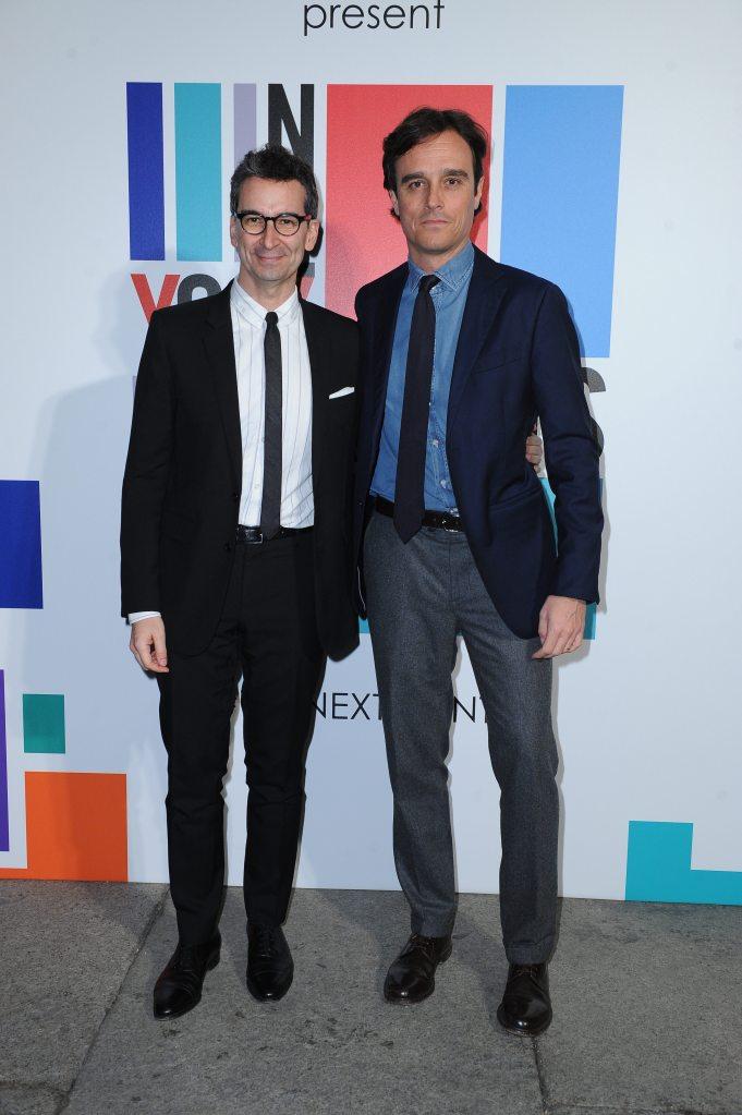 Federico Marchetti and Emanuele Farneti