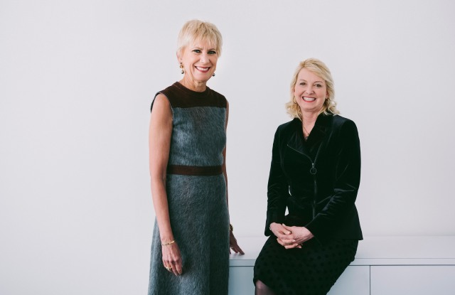 PCP leaders Thia Breen, Chairman and Lezlee Westin, president and CEO